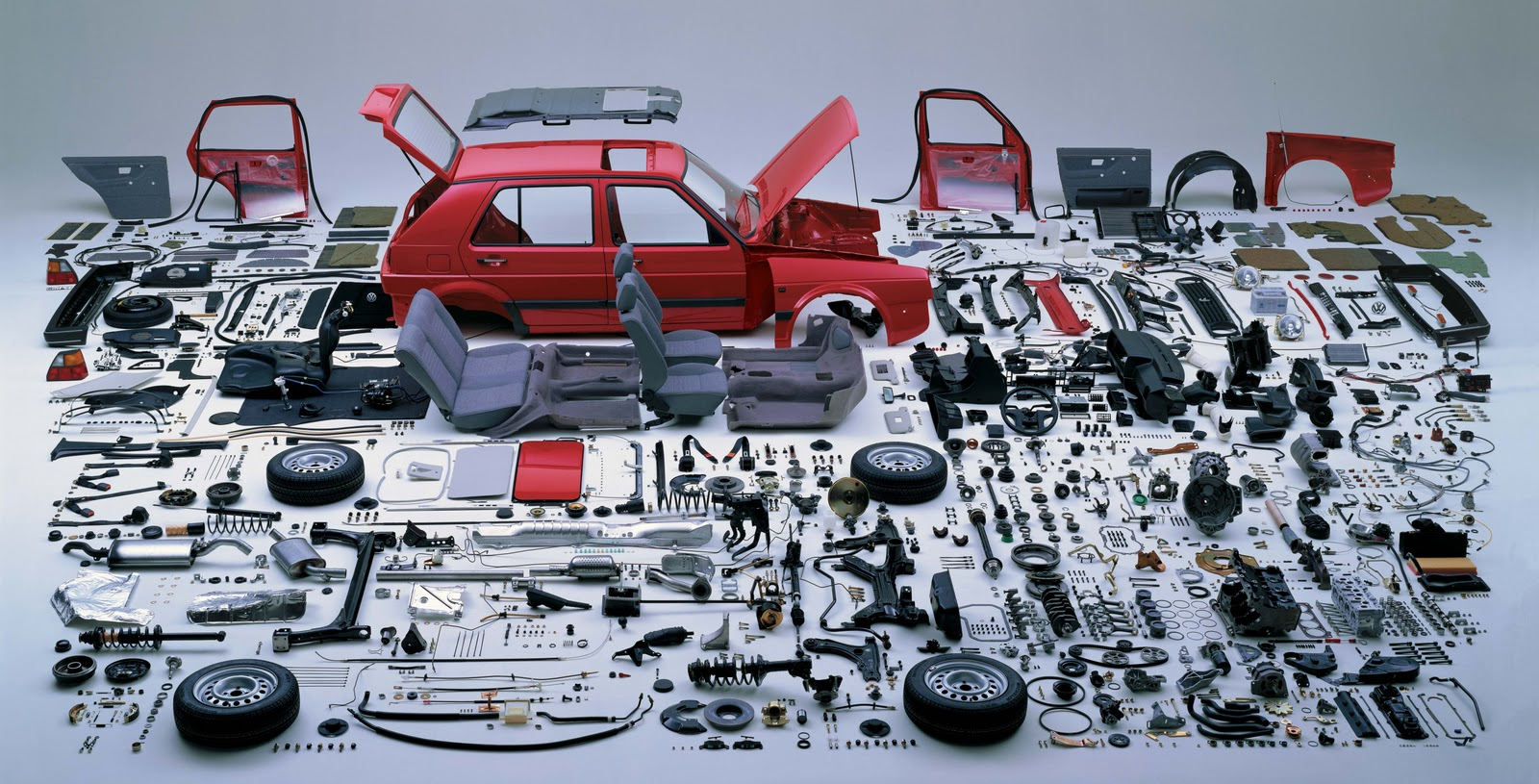 replacement car parts